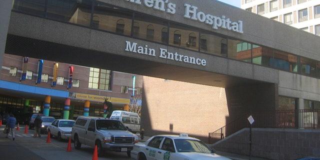 Boston Children's Hospital.
