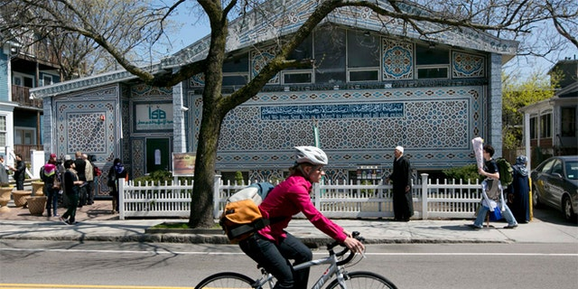 This Cambridge mosque has been at the center of controversy for years.