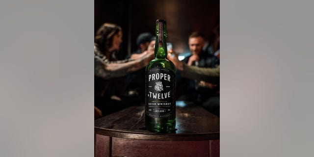 The 80 proof single malt whiskey will launch in the United States and Ireland this month.
