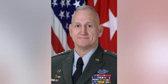 FILE -- Lt. Gen. Jerry Boykin