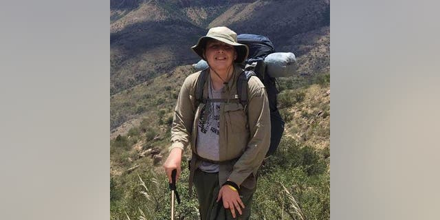 Reid Comita was signed up for an introductory backpacking class.