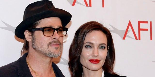 Angelina Jolie filed for divorce from Brad Pitt in September 2016.