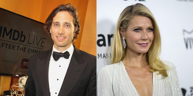 "Gwyneth Paltrow is engaged to ""Glee"" co-creator Brad Falchuk."