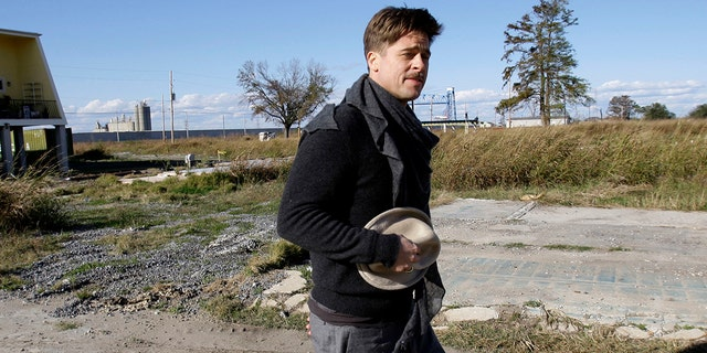 Brad Pitt, here in a 2008 file photo, founded the venture in 2007 with the help of award-winning architects two years after Katrina devastated New Orleans.