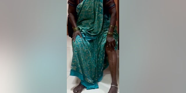 Since brain surgeons were able to cut off the shaking, 67-year old Jyoti of India, no longer has tremors in her legs or arms.