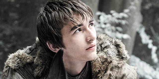 "Isaac Hempstead Wright as Bran Stark on ""Game of Thrones"""
