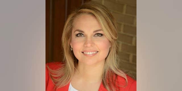 Texas House candidate Brandy Chambers.