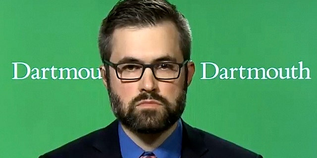 "Dartmouth lecturer Mark Bray called Antifa violence ""community self-defense."""