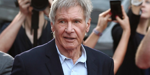 Harrison Ford opened up about his views on politics in America today.
