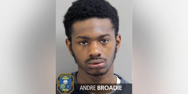 Andre Broadie.