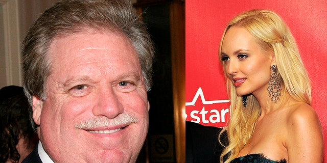 Prominent Republican fundraiser Elliott Broidy is being sued by former Playmate Shera Bechard.