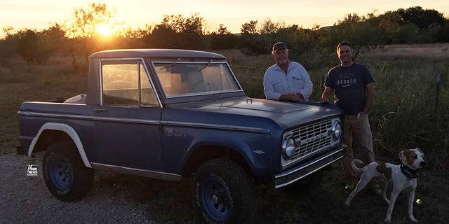 Vinnie Yakubanski and Seth Burgett