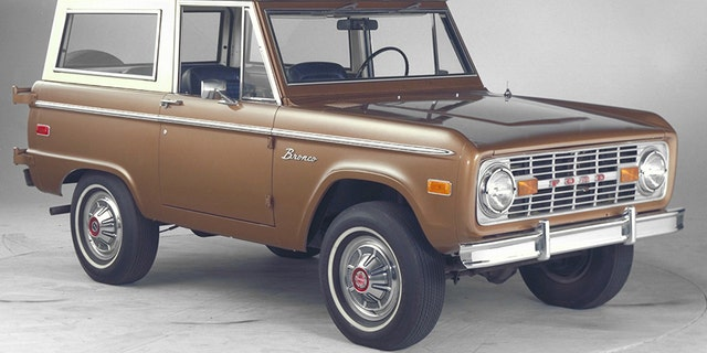 Previous Broncos were only available as two-doors.