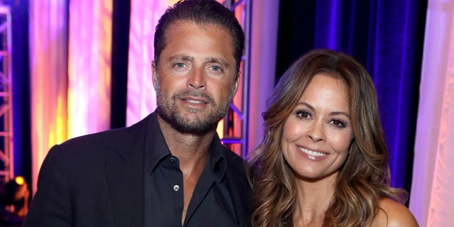 David Charvet and Brooke Burke announce their split after six years of marriage.