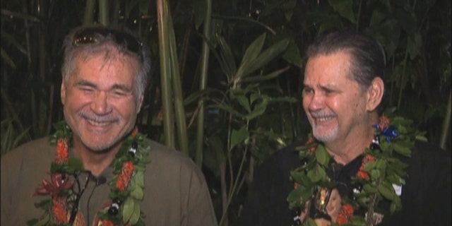Two men in Hawaii found out that they were brothers after knowing each other for 60 years.