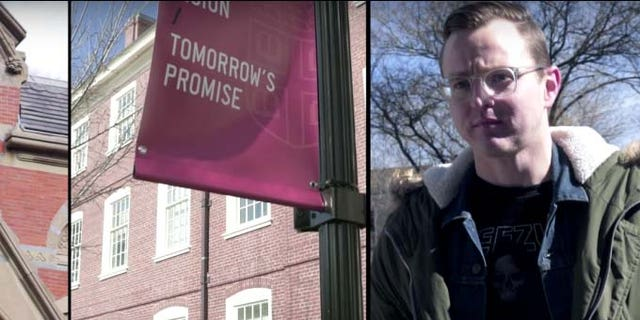 Montz returned to his alma mater and found free speech in short supply.