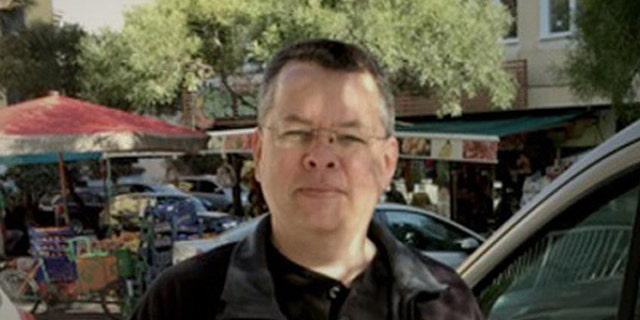 Pastor Brunson is facing 35 years behind bars over what U.S officials deem to be fabricated charges.