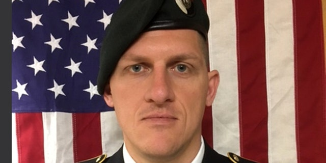 Staff Sgt. Bryan Black was killed during an ambush in Niger.