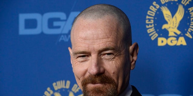 "Bryan Cranston played Walter White, the fictional character on AMC's ""Breaking Bad."""