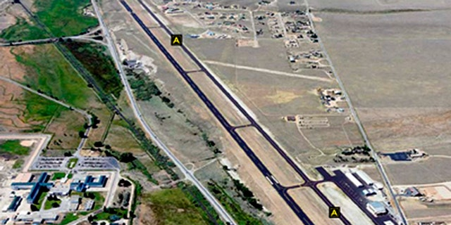 Two men were killed using the runway at the Buena Vista Regional Airport to test drive a 2016 Dodge Challenger Hellcat.