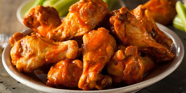 A company has blamed the NFL protests for declining chicken wing sales.