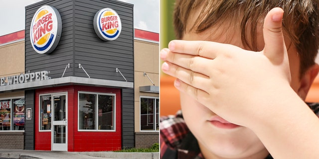 "Richard Avery claimed his 7- and 8-year-old sons were subjected to what ""seemed like a scripted pornographic film"" on a Burger King TV."