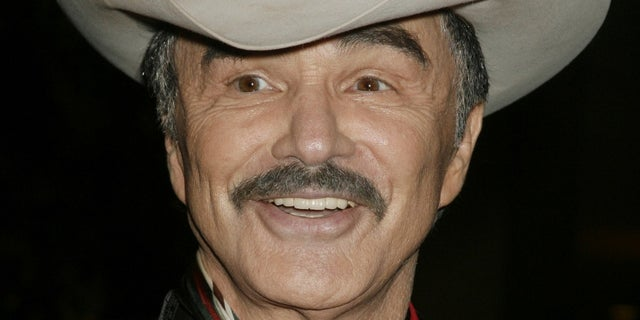 Burt Reynolds opened up about his strained relationship with his father.