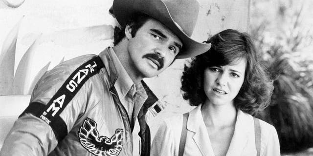 "Reynolds said he wanted Field to star with him in ""Smokey and the Bandit"" but was told the actress was not sexy."