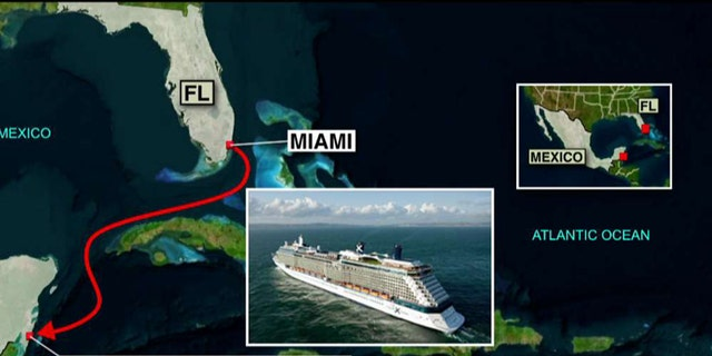 Passengers on the Royal Caribbean cruise ship were among the people killed and injured in bus crash in Mexico.