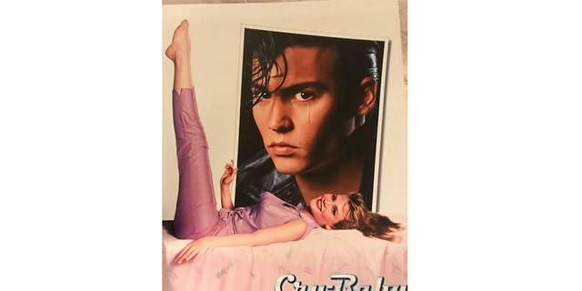 "Amy Locane-Bovenizer starred in ""Cry-Baby"" opposite Johnny Depp."