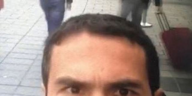 Turkish police on Monday released an image of the man believed to be responsible for the club Reina massacre.