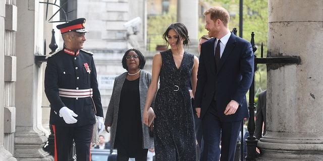 Style critics denounced Markle as being less than dressed for the occasion.