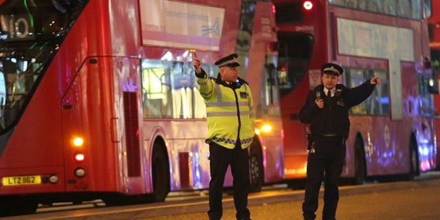 London's Metropolitan Police said there was no evidence of shots fired or casualties at the Oxford Circus tube station.