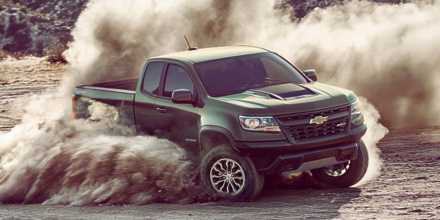 2017 Chevrolet Colorado Zr2 Test Drive
