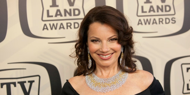 Fran Drescher told Closer Weekly she's 'very happy and very connected to myself.'
