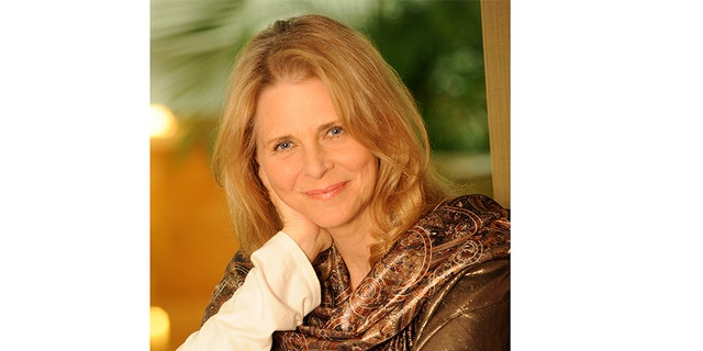 Actress Lindsay Wagner today.