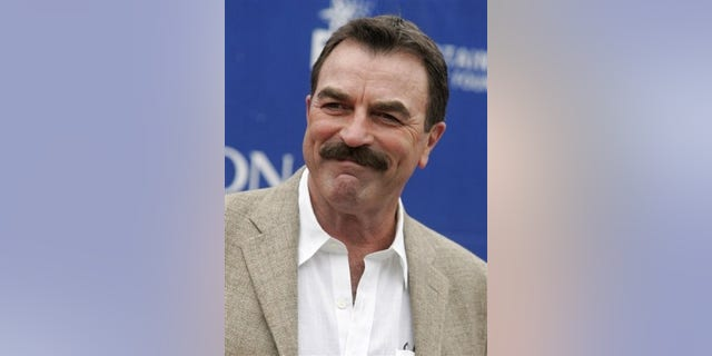 Tom Selleck's first wife and his current wife both appeared on his show.