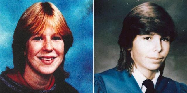 Tanya Van Cuylenborg and Jay Cook were killed in November, 1987.