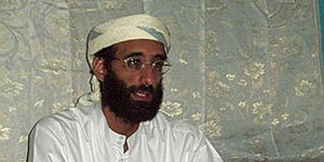Anwar al-Awlaki in October 2008.