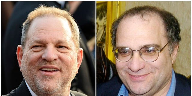 Bob Weinstein (left) said he and his brother Harvey have not had a relationship for years.