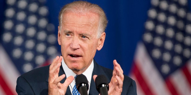 Former Vice President Joe Biden said he doesn't thinkDemocrats should try to impeach President Trump if they win back the House of Representatives after the midterm elections.