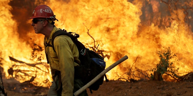 Two firefighters have died battling the destructive Carr Fire.