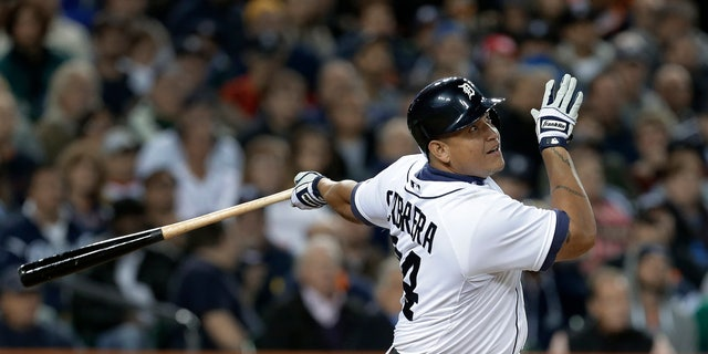 Miguel Cabrera has won two American League Most Valuable Player awards.