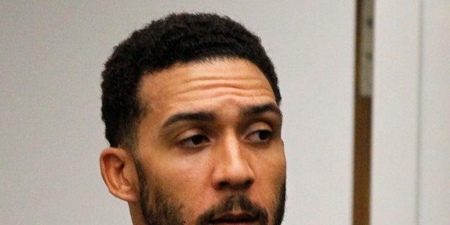 Prosecutors say Kellen Winslow Jr. began a crime spree last March.