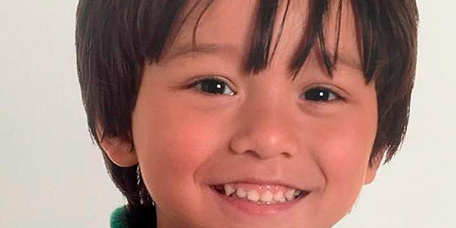 Julian Cadman, 7, was confirmed to be among the people killed in Thursday's Barcelona terror attack.