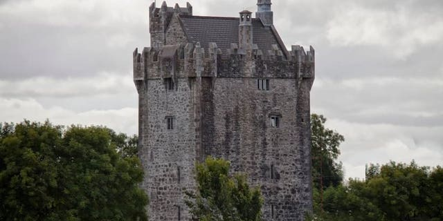 Stay in the highest room in the tower - with access to the turret.