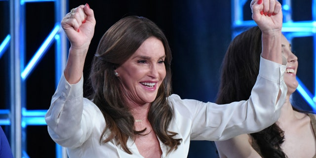 """Caitlyn Jenner who will be appearing in season three of """"Transparent."""""""