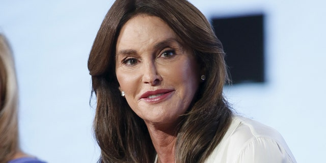 "Cast member Caitlyn Jenner participates in a panel for the E! Entertainment Television series ""I Am Cait"" during the Television Critics Association (TCA) Cable Winter Press Tour in Pasadena, California, January 14, 2016."