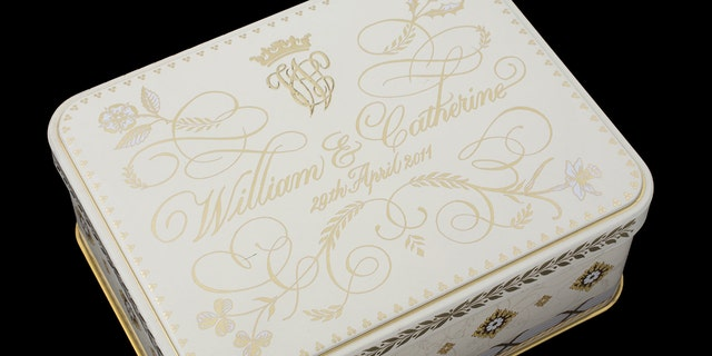 A six-year old piece from the wedding of Prince William and Kate Middleton is expected to sell for £500 (about $680).