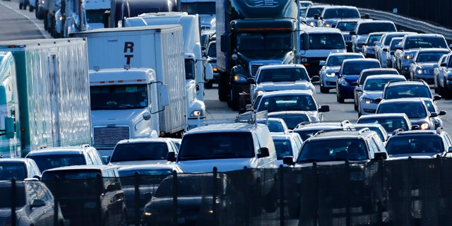California residents adamantly oppose any new building project because it will aggravate traffic, already the worst in the nation.